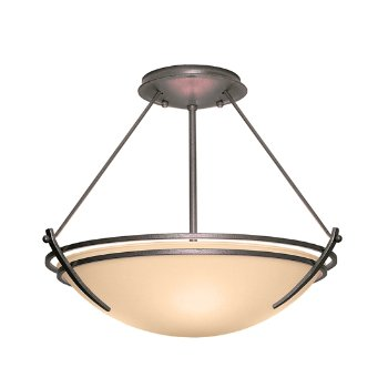Shown in Natural Iron finish, Sand glass color