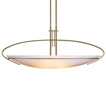 Shown in Gold finish, Large size