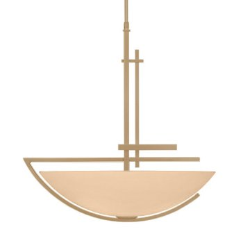Shown in Gold finish, Sand glass color