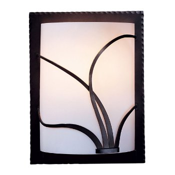 Forged Reeds Wall Sconce