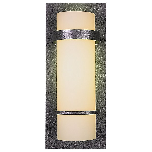 Banded Wall Sconce with Horizontal Bars