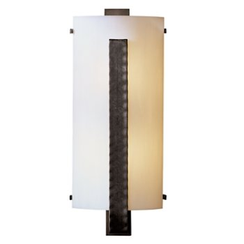 Forged Vertical Bars ADA Wall Sconce