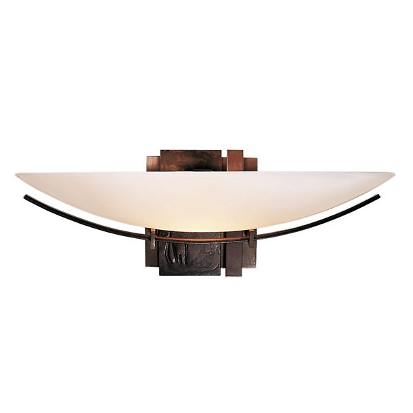 Oval Impressions Wall Sconce