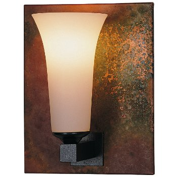 Reflections On Sierra Patina Wall Sconce