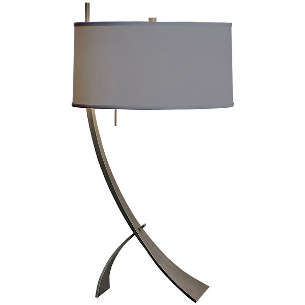 Stasis Table Lamp with Shade Option