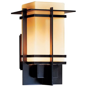 Shown in Opaque Dark Smoke finish with Stone shade, Large size