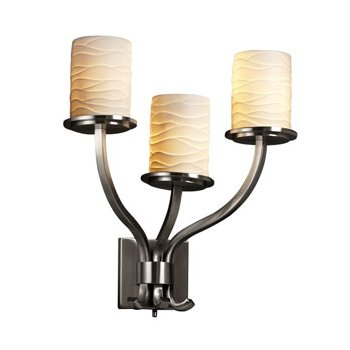 Sonoma Cylinder 3 Light Wall Sconce