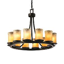 Veneto Luce Dakota 12 Light Chandelier