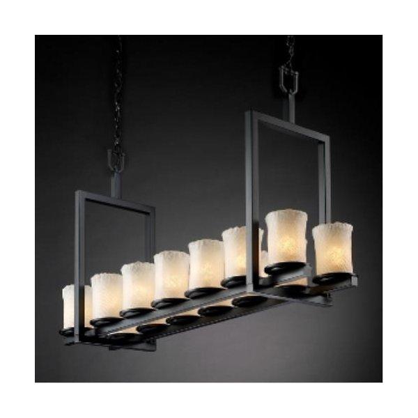 Veneto Luce Dakota Double Bar Linear Suspension