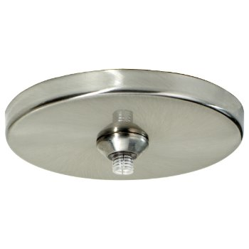 Shown in Satin Nickel finish