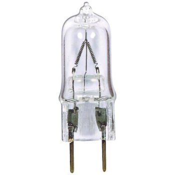 50W 120V T4 GY6.35 Halogen Clear Bulb