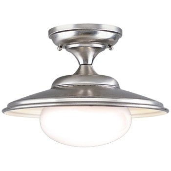 Shown in Satin Nickel finish, Small size