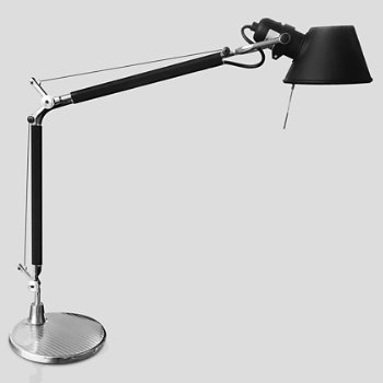 Tolomeo Classic Table Lamp (Aluminum/Table Base)