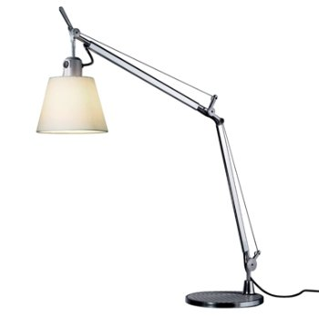 Tolomeo With Shade Table Lamp By Artemide At Lumens Com