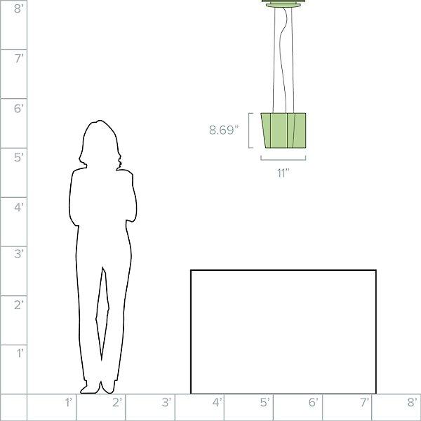 Logico Mini Single Pendant