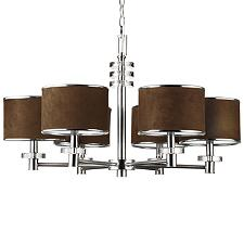 Savvy 6 Light Chandelier