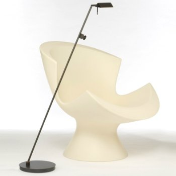Bernie Series Single Floor Lamp No. 6440/1