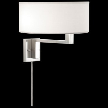 Quadratto Swing Out Wall Lamp