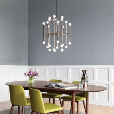 Dining Room Pendants Best Bets: 10 Mid-Century Pendant Lights