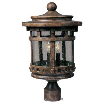 Santa Barbara Aluminum Light Post