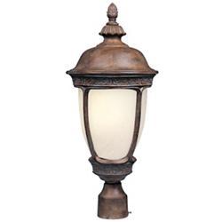 Knob Hill Fluorescent Post Light