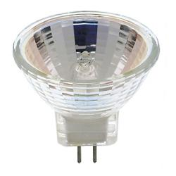 10W 12V MR11 GU4 Halogen Clear SPOT Bulb