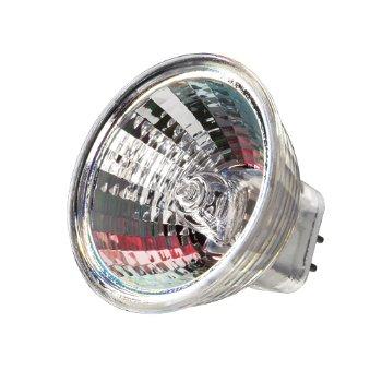 35w 12v mr11 gz4 halogen clear spot bulb by ushio at. Black Bedroom Furniture Sets. Home Design Ideas