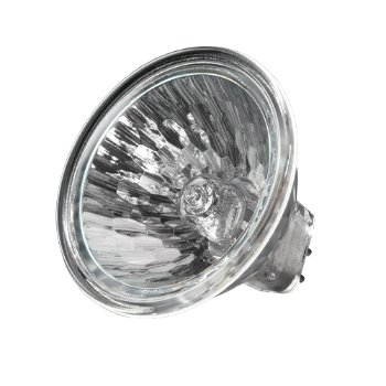 20W 12V MR16 GU5.3 Eurostar Halogen Clear FLD