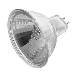 50W 12V MR16 GU5.3 Halogen Clear NFL Bulb