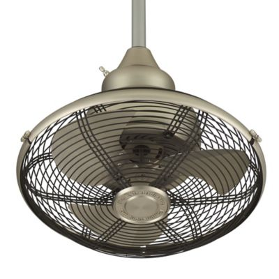 Extraordinaire Ceiling Fan - Caged Ceiling Fans Industrial Style Caged Fans At Lumens.com