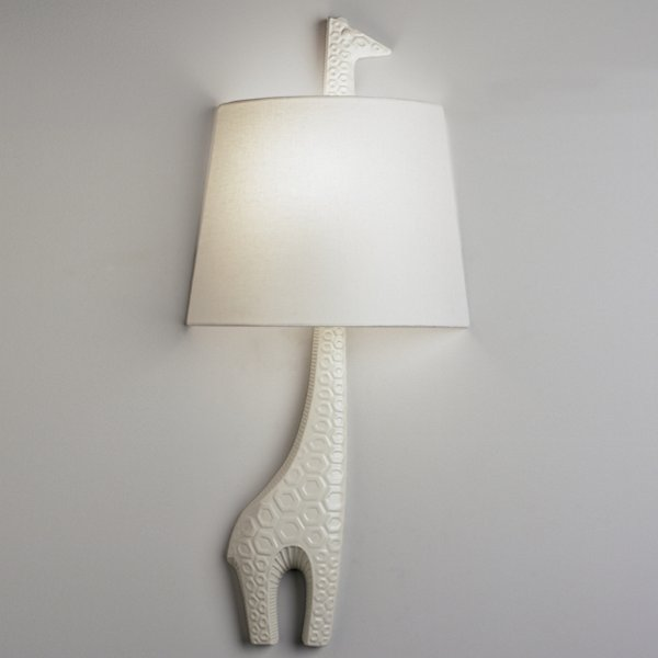 Giraffe Sconce