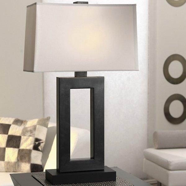 Doughnut Table Lamp
