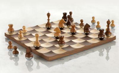 Superieur Wobble Chess Set By Umbra At Lumens.com