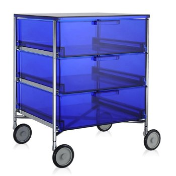 Shown in Transparent Blue