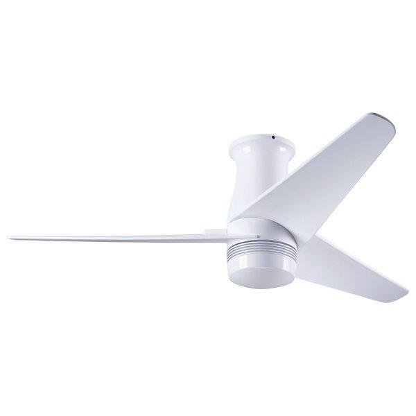 Velo DC Flushmount Ceiling Fan