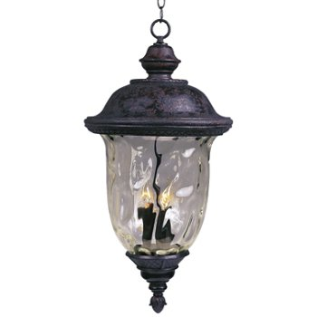 Shown in Water glass, Oriental Bronze finish