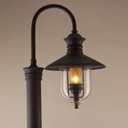Old Town Outdoor Postmount Lantern