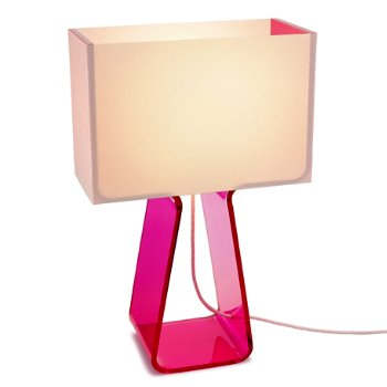 Shown in Hot-Pink finish