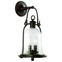 Owings Mill Outdoor Wall Sconce