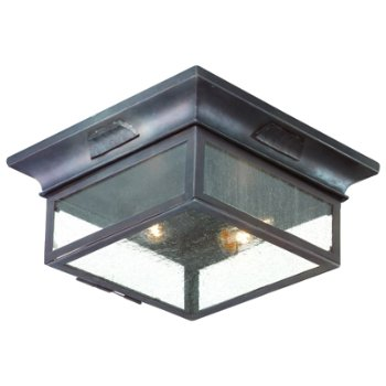 Newton Outdoor Flushmount No. 9000