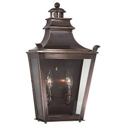 Dorchester Flush Outdoor Wall Sconce