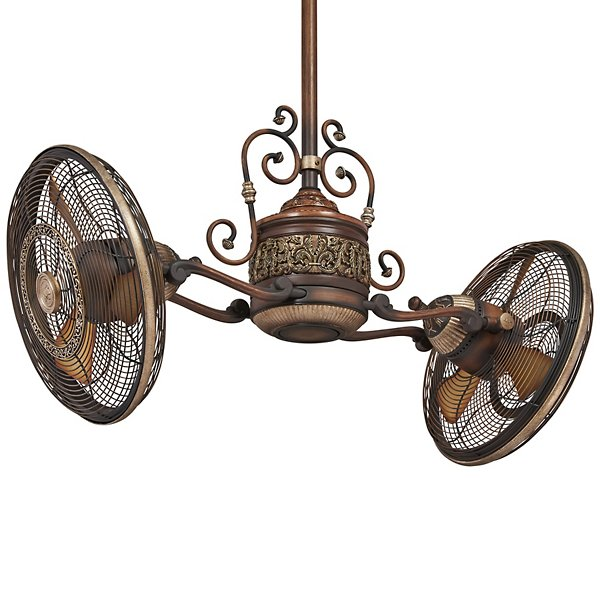 Traditional Gyro Ceiling Fan