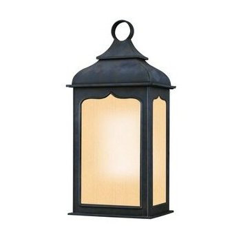 Henry Street Outdoor Flush Fluorescent Wall Sconce