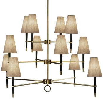 Shown in Antique Natural Brass finish