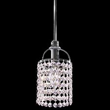 Tekno Mini Echo Strass Crystal Pendant