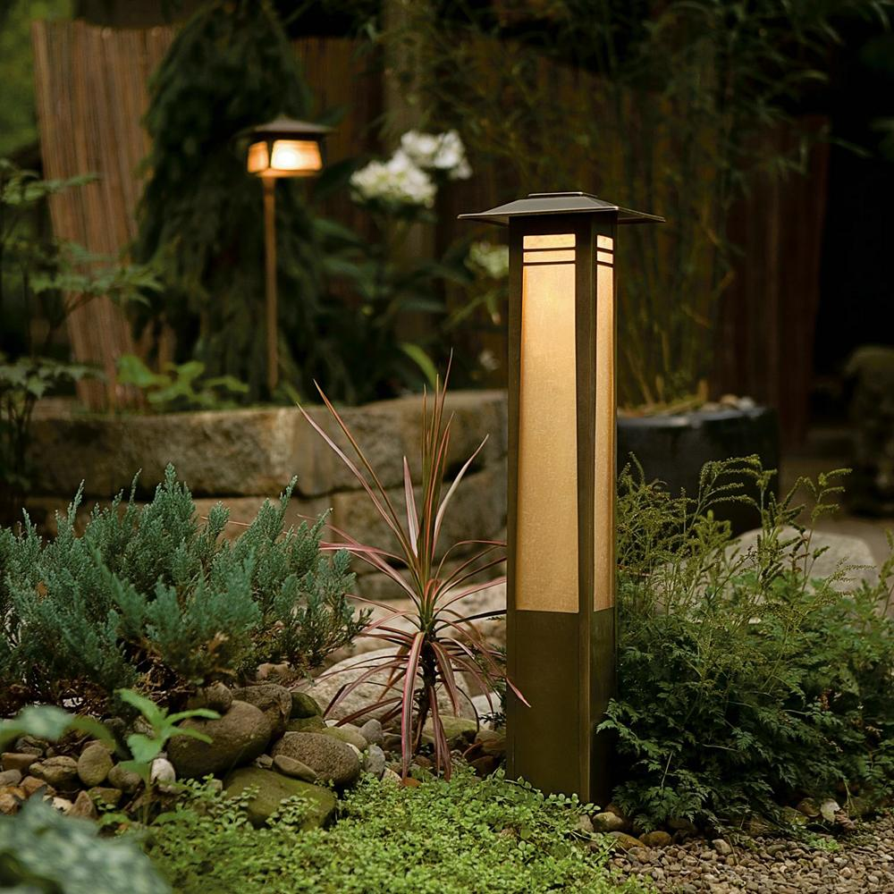 Commercial Garden Lighting