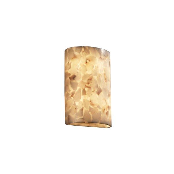 Alabaster Rocks! Cylinder Wall Sconce
