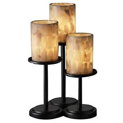 Alabaster Rocks! Dakota Table Lamp