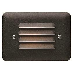 Louvered Step Light