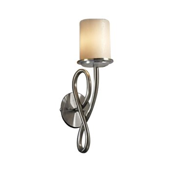 CandleAria Capellini Cylinder Wall Sconce